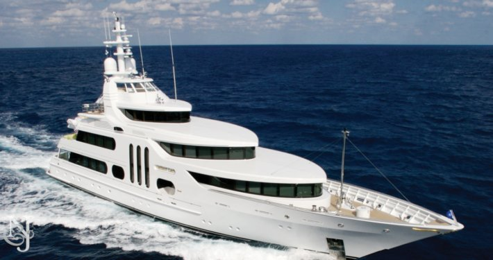 Gallant Lady Yacht - Feadship - 2007