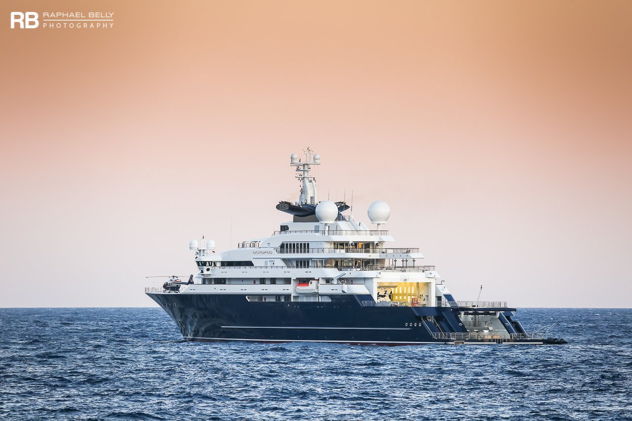 Octopus yacht - Largest Yachts For Sale - Yacht Brokerage