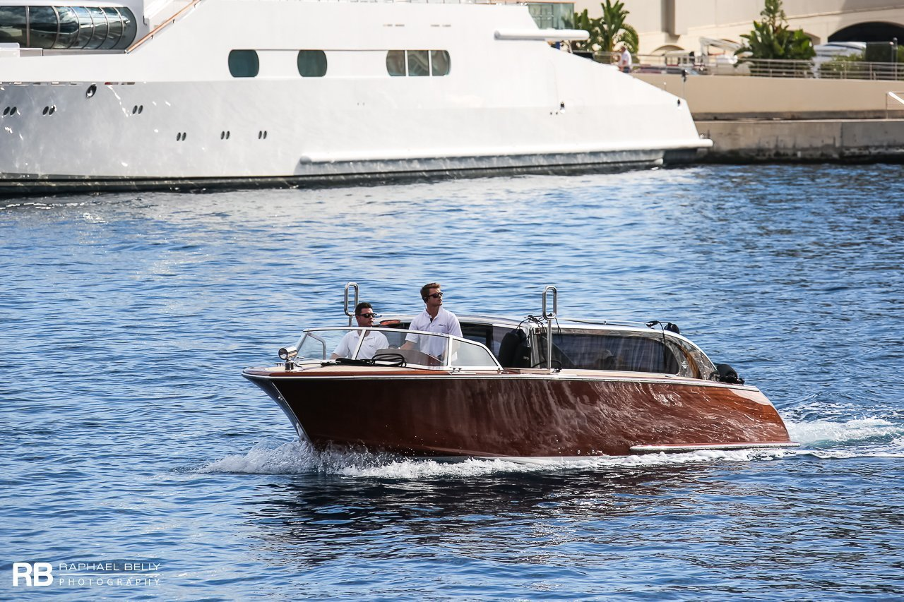 Tender To Samar (Limo Tender Model A) – 9,2m – Cantiere Motonautico