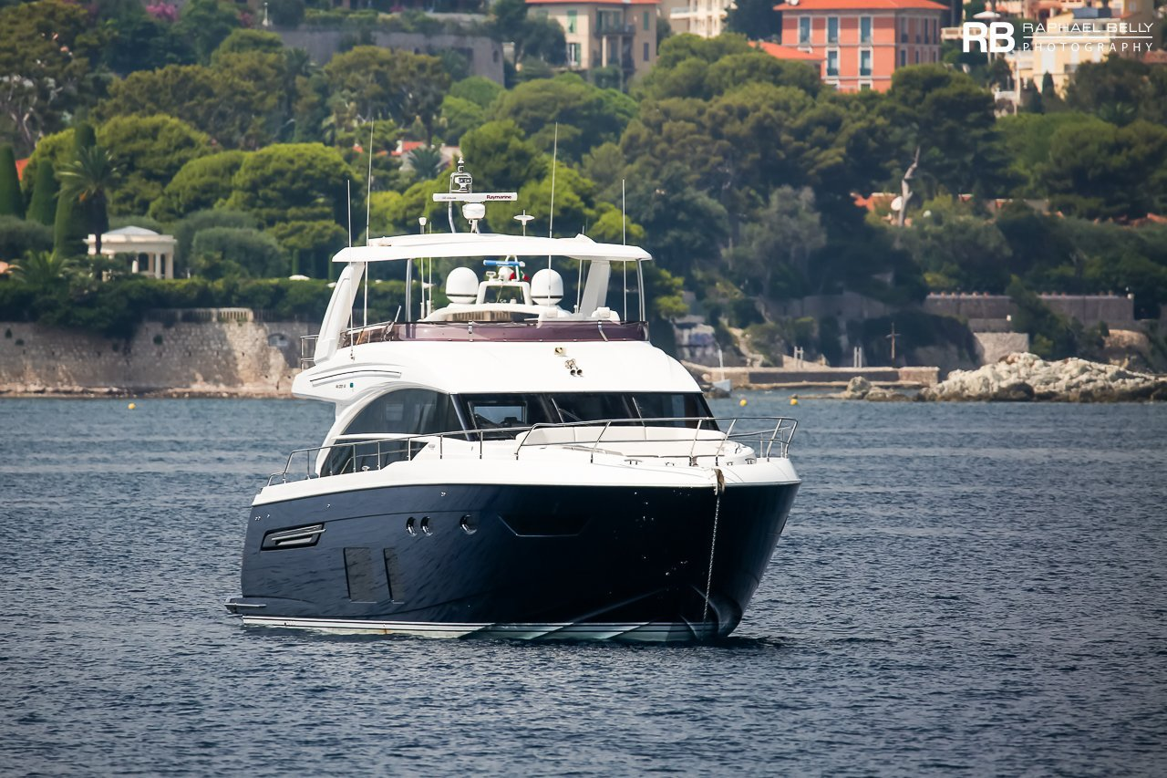 Tender To Ulysses yacht (Princess 68) – 21,25m – Princess