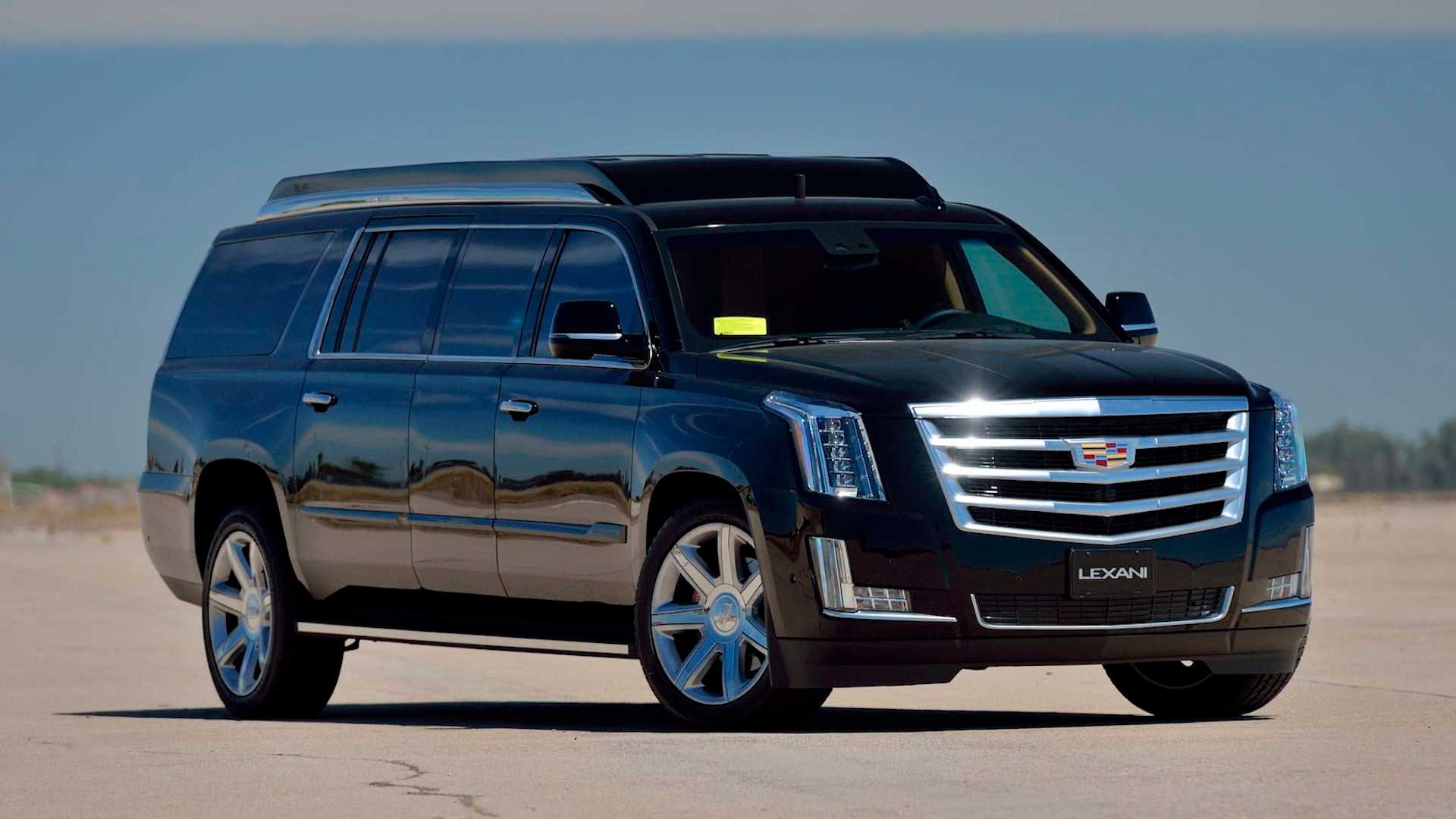 Cadillac Escalade Bill Gates