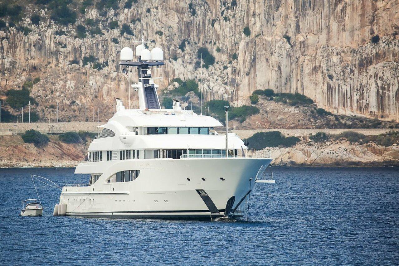 Amatasia yacht - 85m - Lurssen