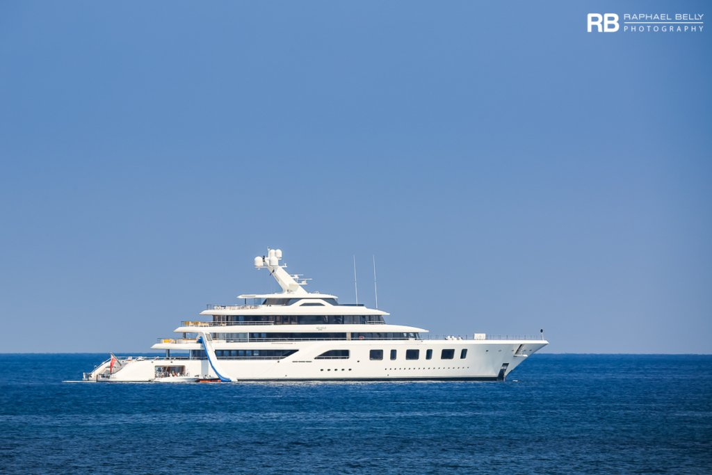 Aquarius yacht – 92m – Feadship