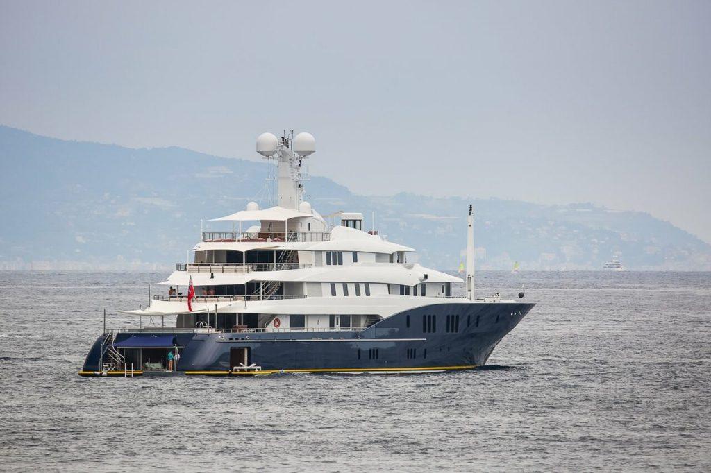 yacht C2 - 86m - Abeking & Rasmussen