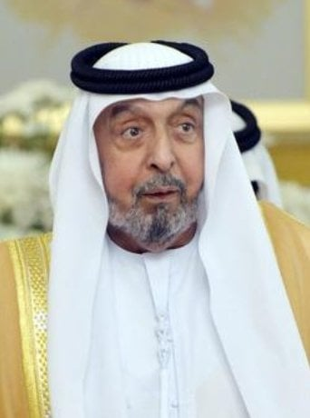Emir of Abu Dhabi