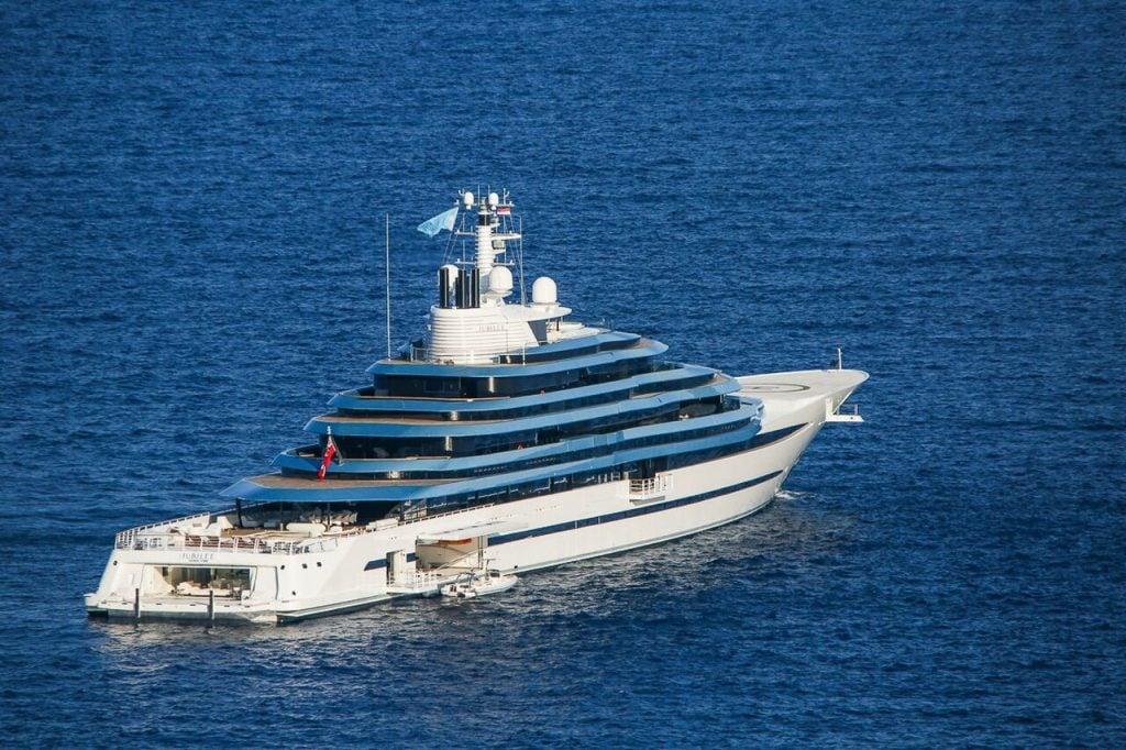 Jubilee - 110m - Oceanco