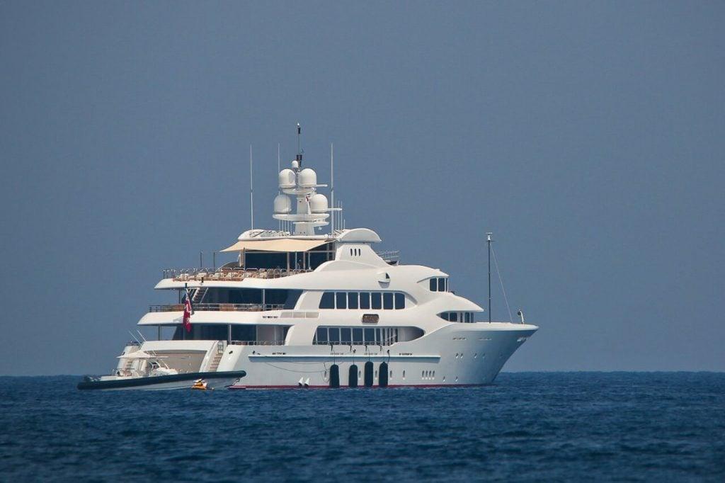 Mia Elise II - 60m - Trinity Yachts