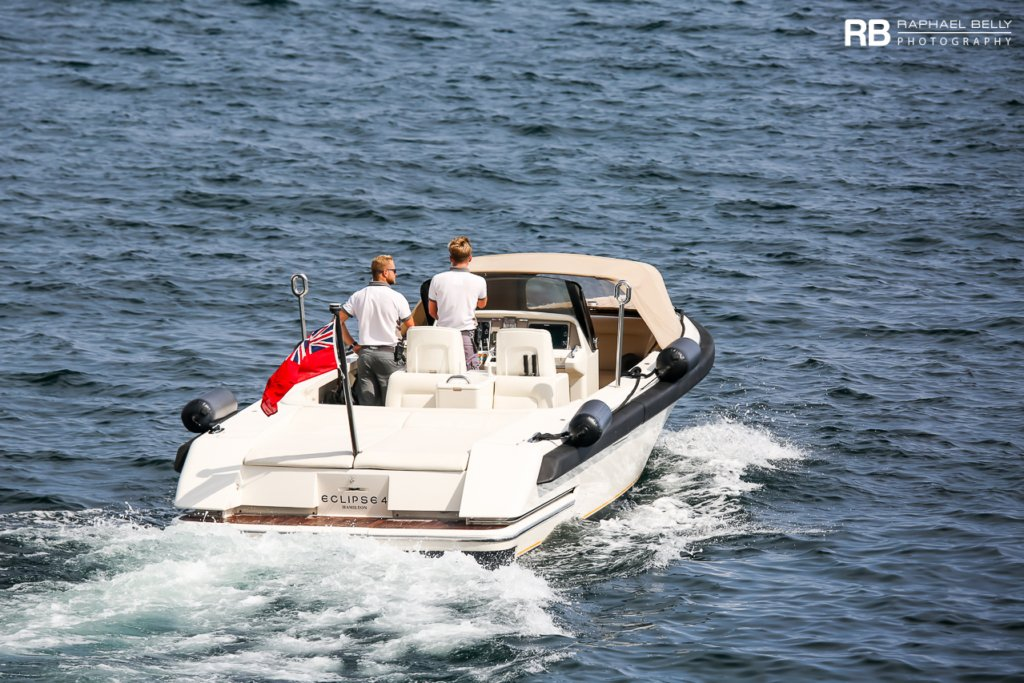 Tender To Eclipse N°4 (Sport Tender) – 10m – Vaudrey Miller
