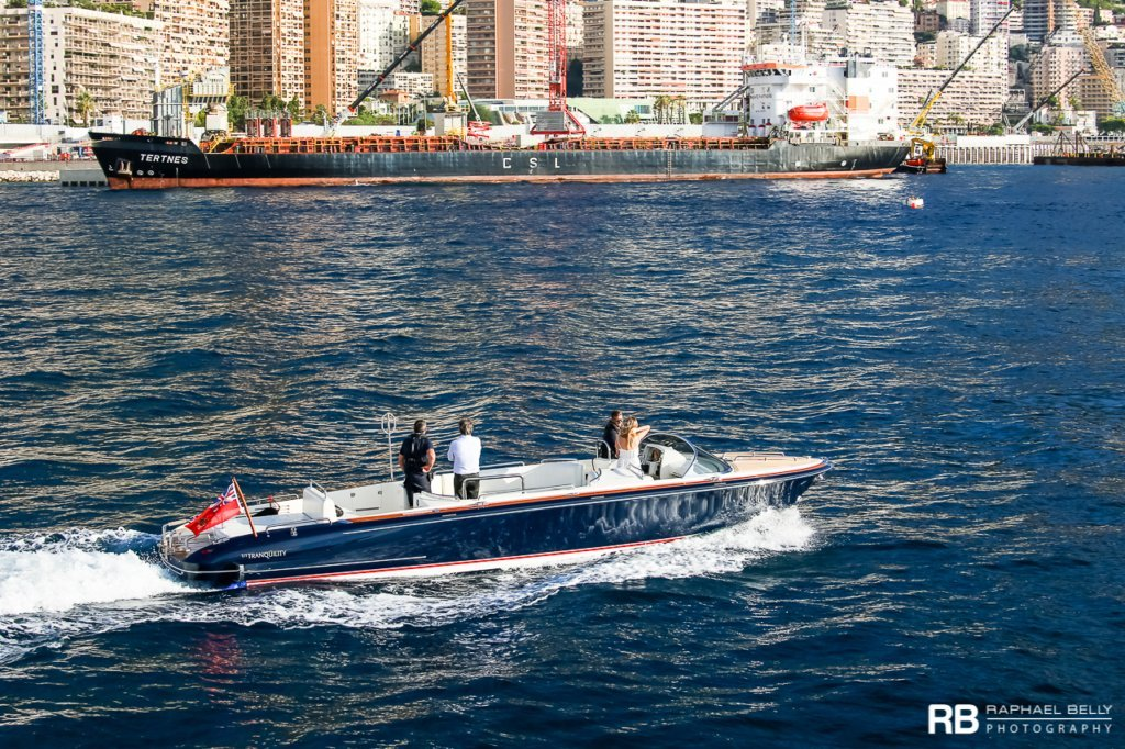 Tender To Tranquility yacht (Venetian Open) – 10,5m – Hodgdon