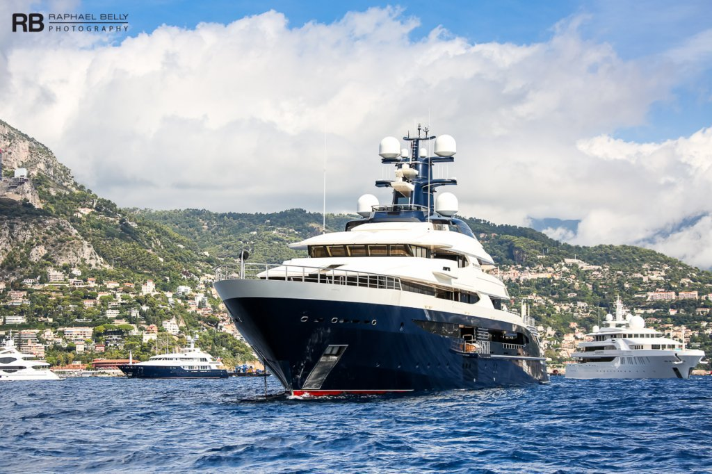 Tranquility yacht – 91,5m – Oceanco