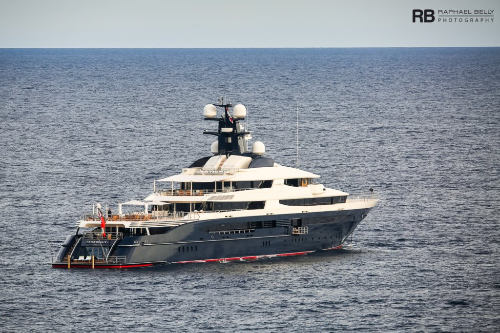 yacht Tranquility – 91,5m – Oceanco