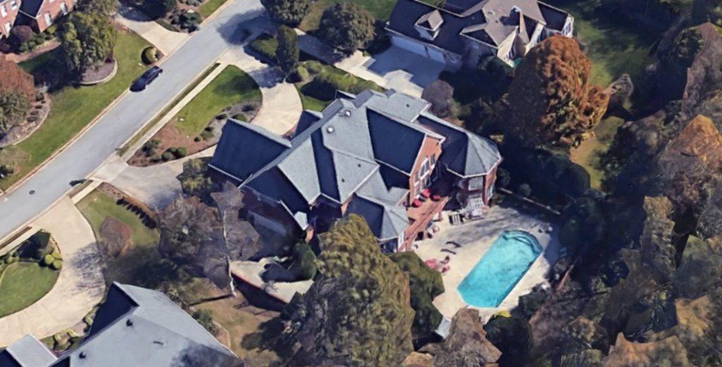 Roy Carroll house