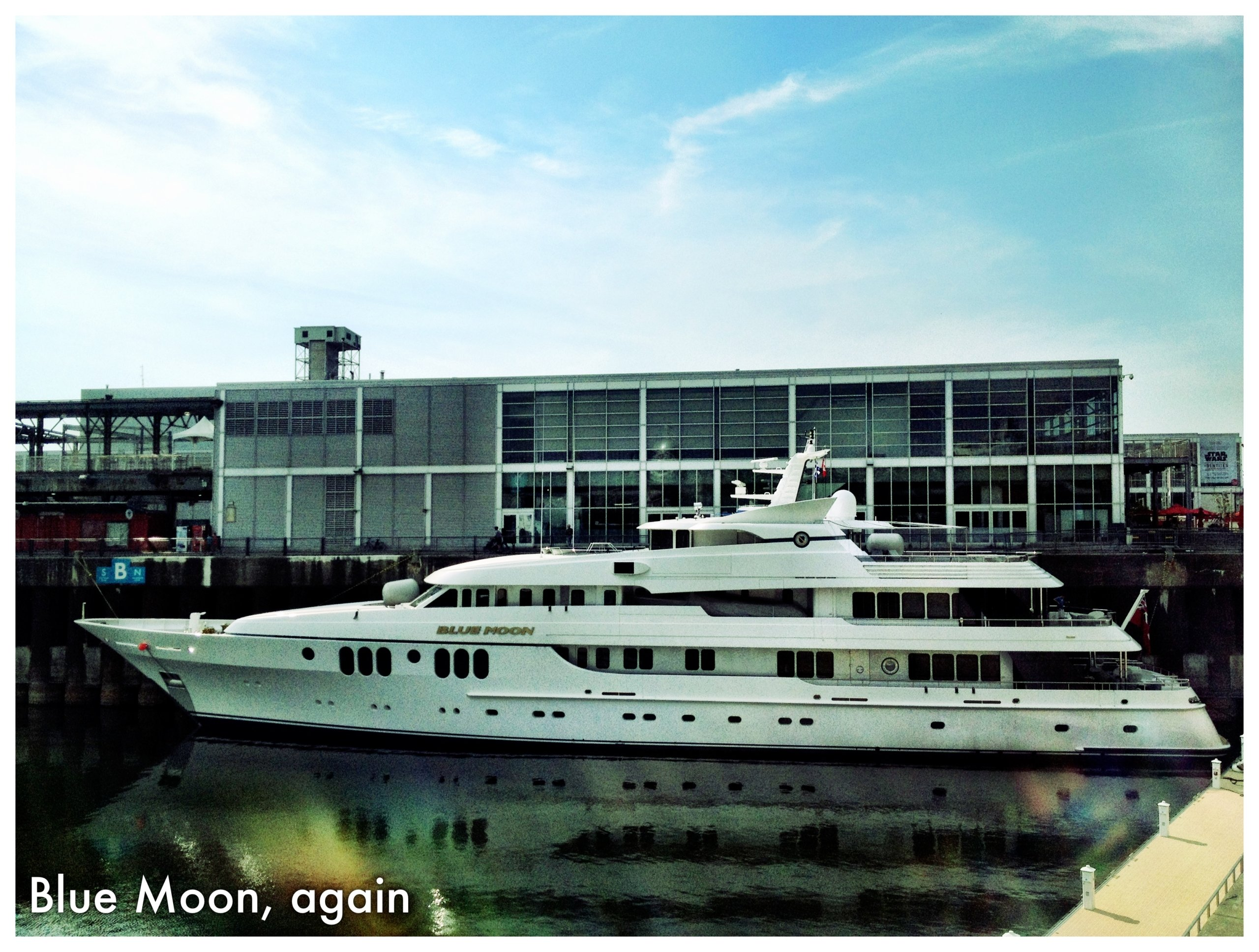 Blue Moon Yacht