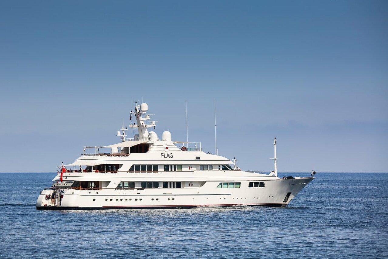 yacht Flag - 62m - Feadship