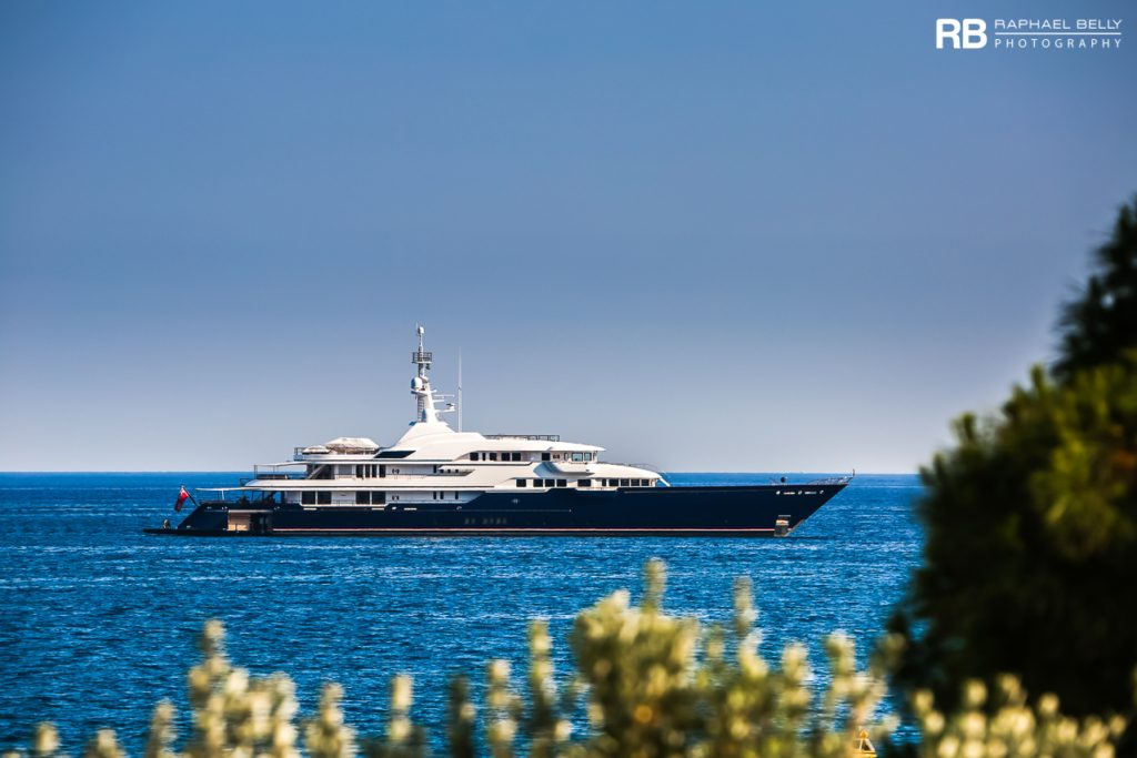 yacht Hampshire II – 78m – Feadship - Jim Ratcliffe