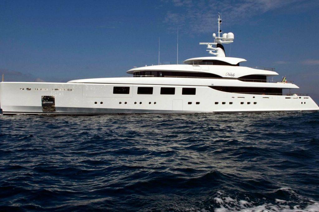 yacht Rahil (ex Nataly)