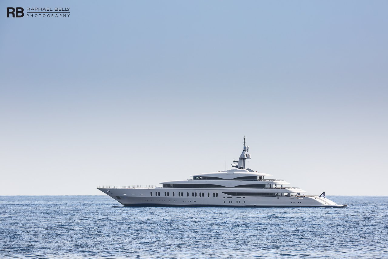 yacht IJE – 108m – Benetti - James Packer