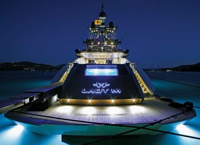 Lady M yacht - Palmer Johnson - 2013