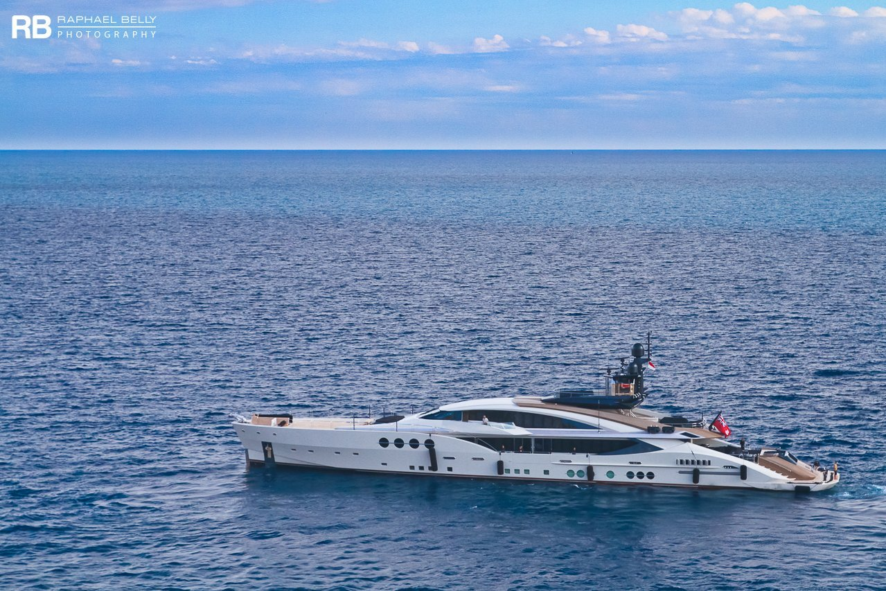 Lady M yacht - Palmer Johnson - 2013