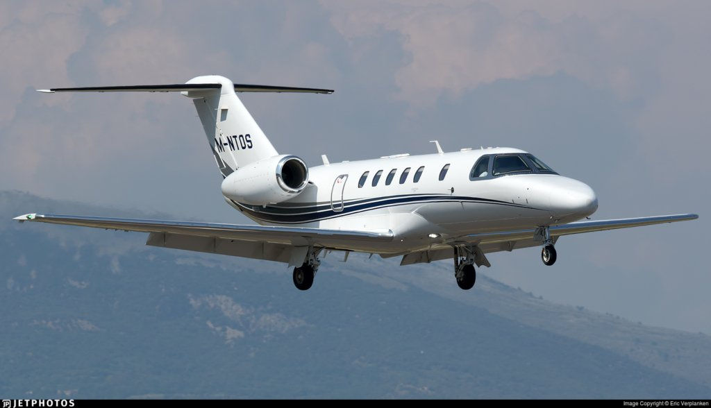 M-NTOS Cessna Citation Perfetti