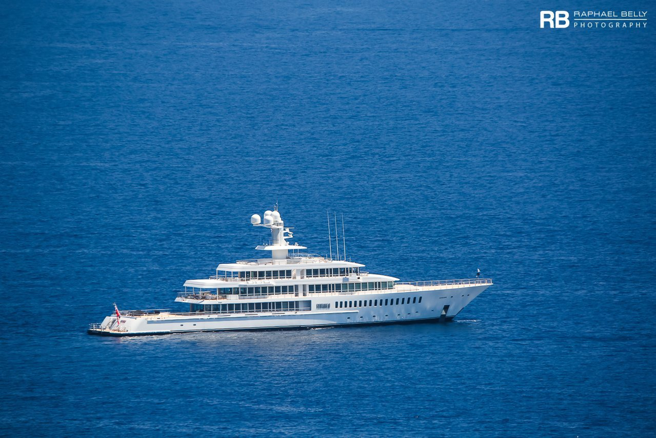 Fountainhead yacht - 88m - Feadship