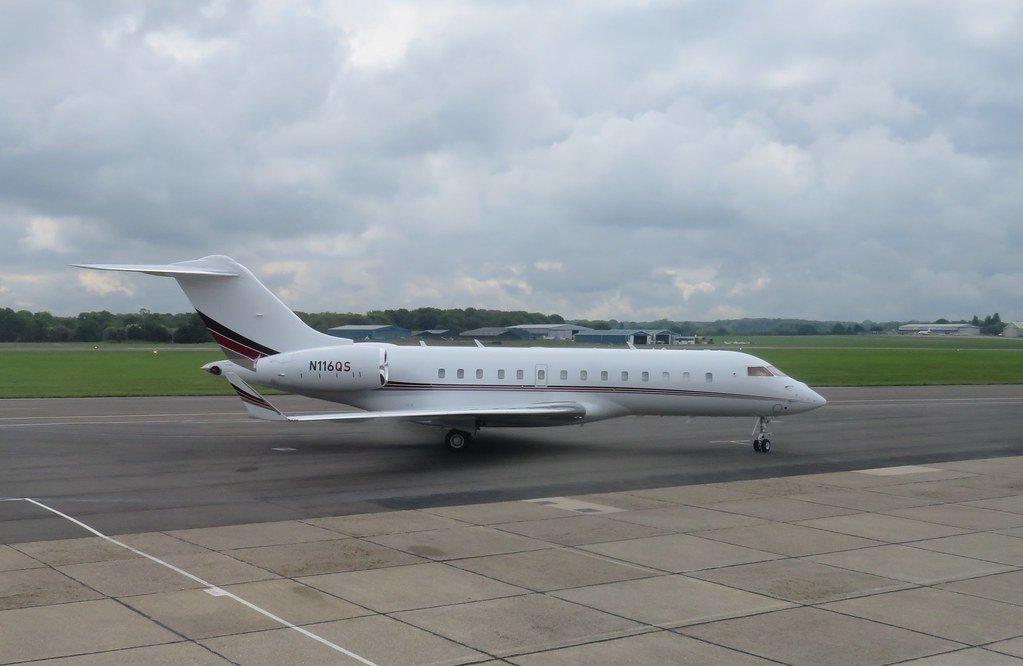 N116QS Bombardier G5000 Eddie Lampert