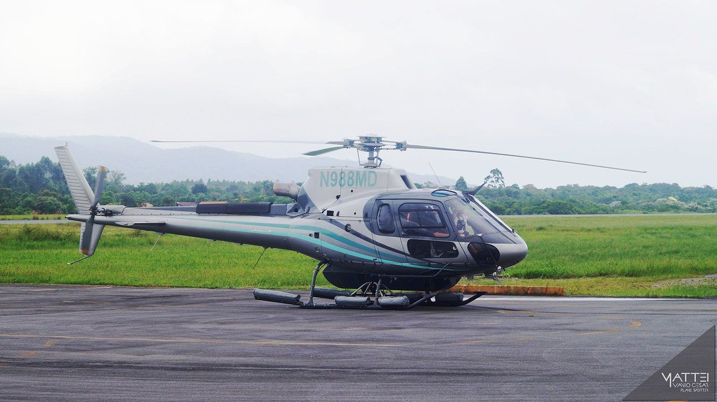 N988MD Ray Dalio helicopter