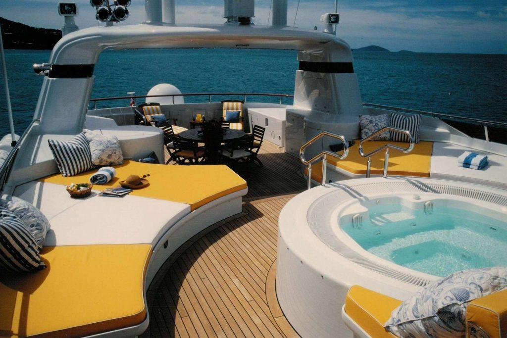 Ostar yacht - Feadship - 1998 - Carlos Slim