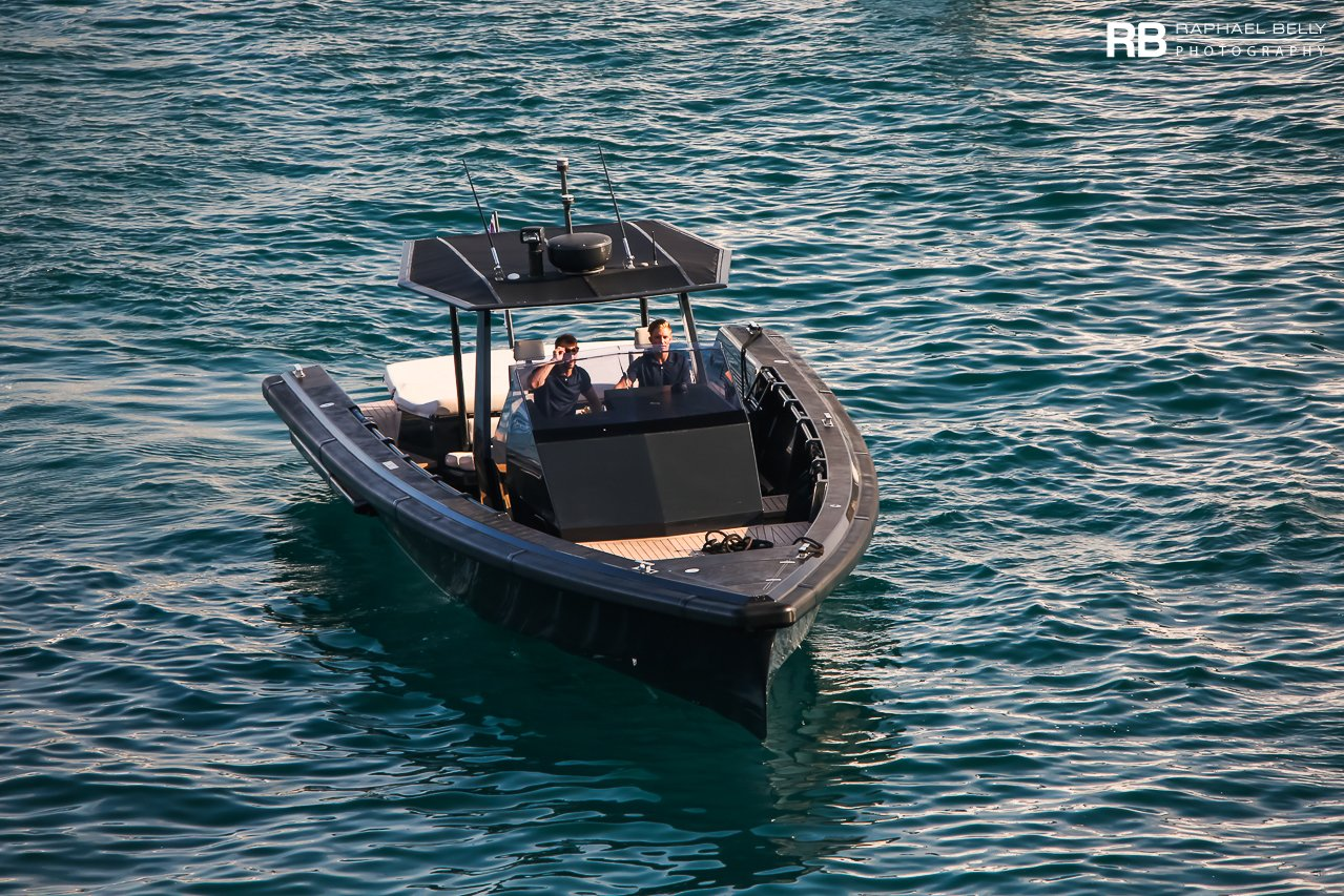 Luxury yacht Tender To Fountainhead N°1 (Wally Tender 45) – 14m – Wally