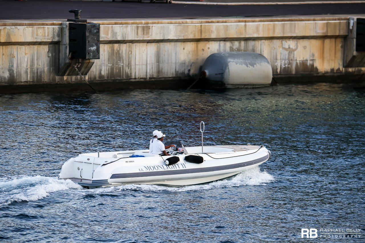 TT Moonlight II (Jet Tender 23) – 7,1m – Castoldi