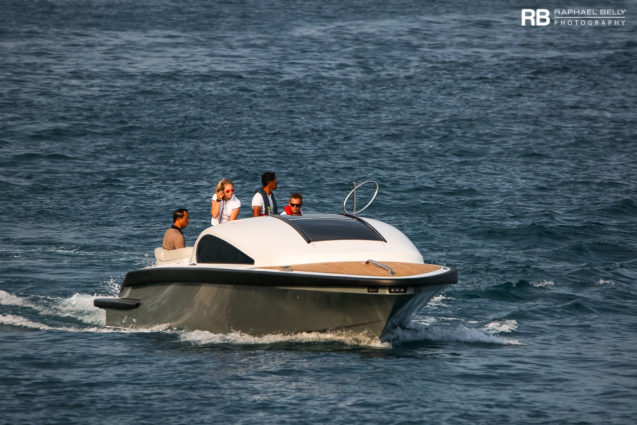 tender to Radiant (Custom Limousine Tender) – 11,2m - Yachtwerft Meyer