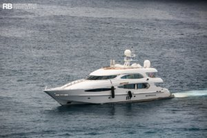 World Is Not Enough yacht - 42m - Millennium - Staluppi