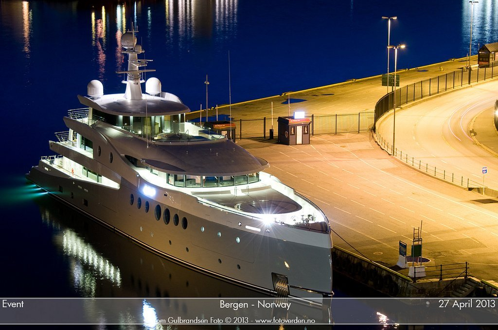 Event Yacht