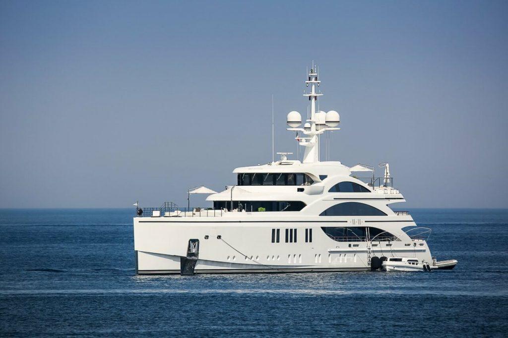 yacht 11-11 - 63m - Benetti