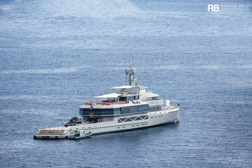 yacht Bold – 85m – Silver Yachts - Guido Krass