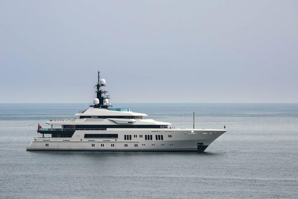 yacht Hermitage