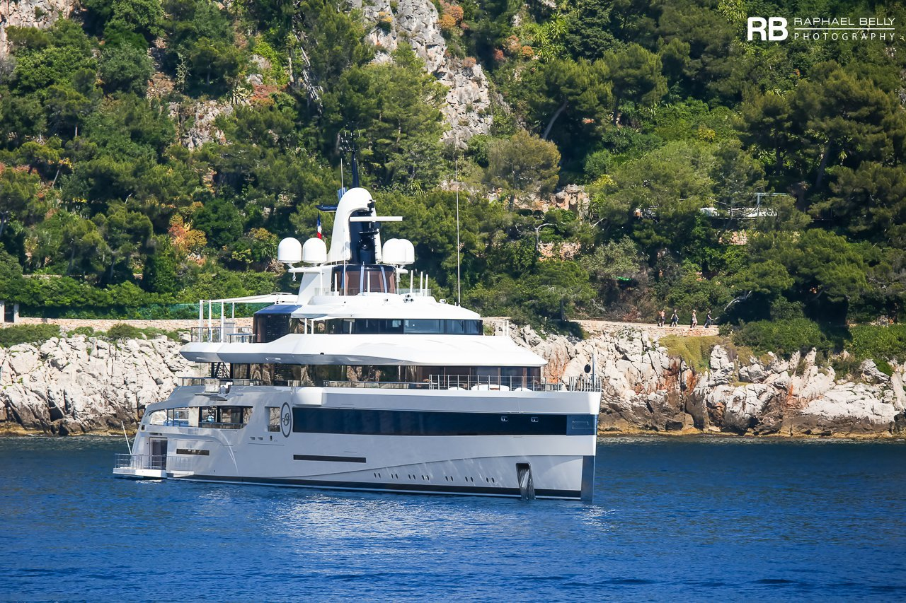 yacht Lady S - 93m - Feadship