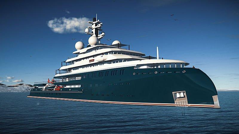 yacht Northern Star - Lurssen - John Risley