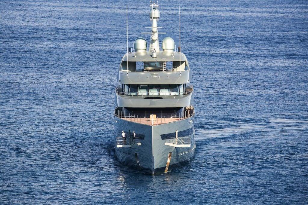yacht Savannah – 84m – Feadship - Lukas Lundin