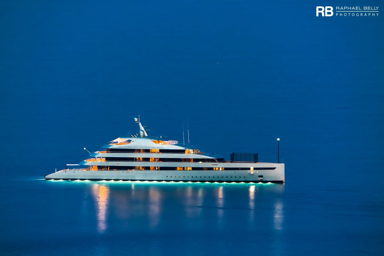 yacht Savannah - 84m - Feadship