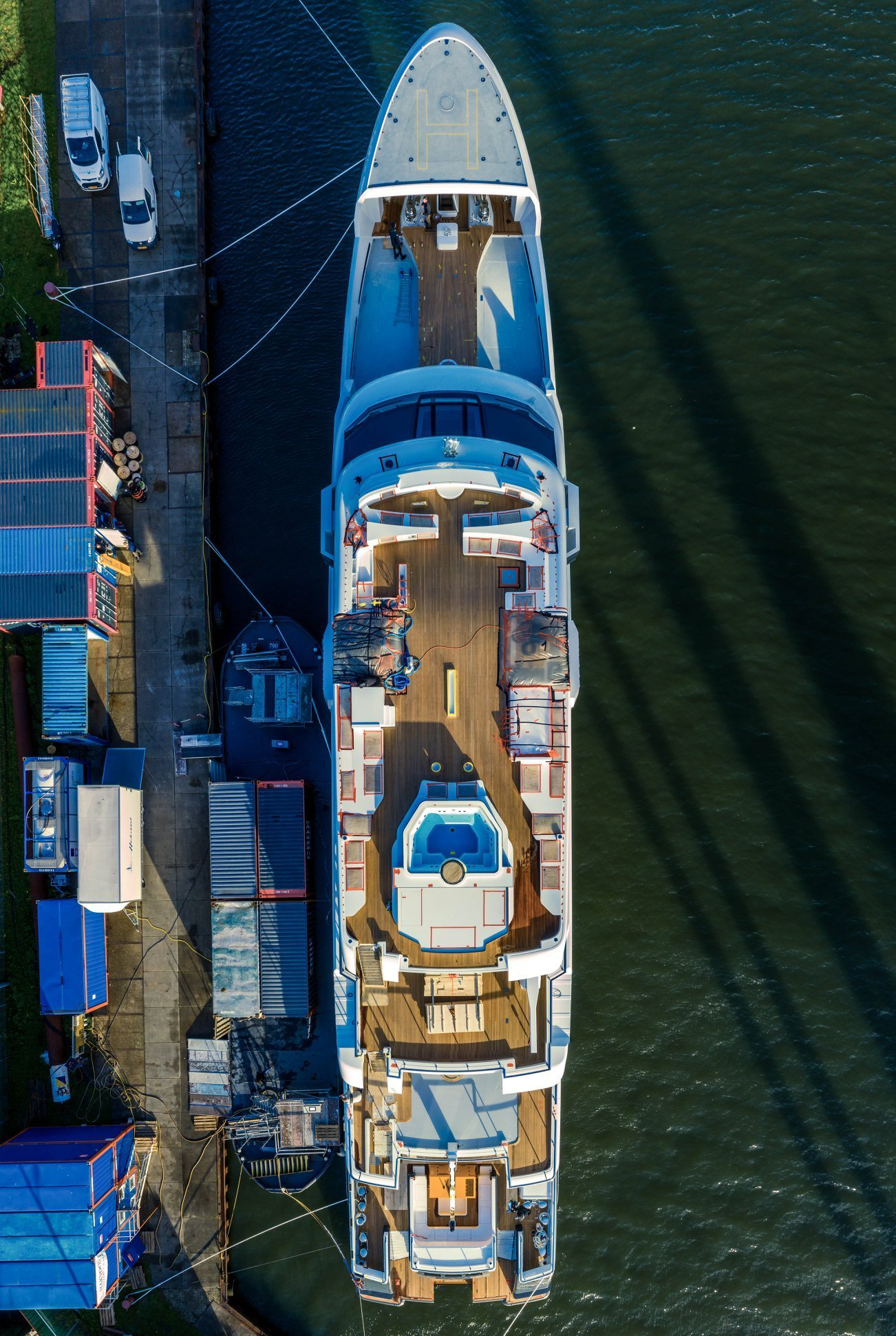 Scout yacht - Hakvoort - 2019