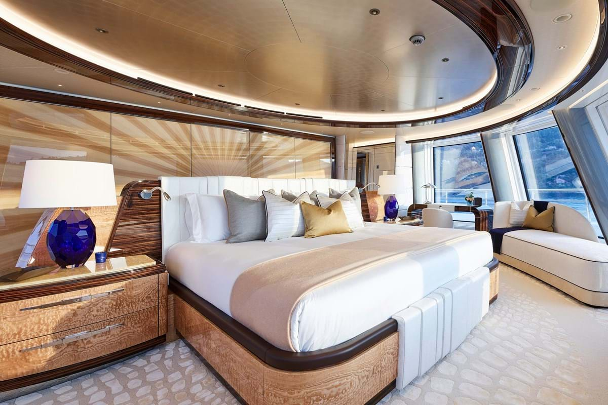 Yacht Excellence interior