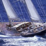 Sailing Yacht Rebecca – Charles Butt