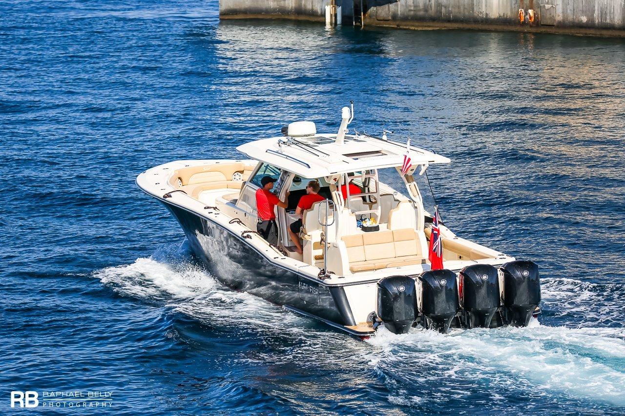 Alfa Fish – Scout 420 LXF (TT Alfa Nero) – 12,8m – Scout