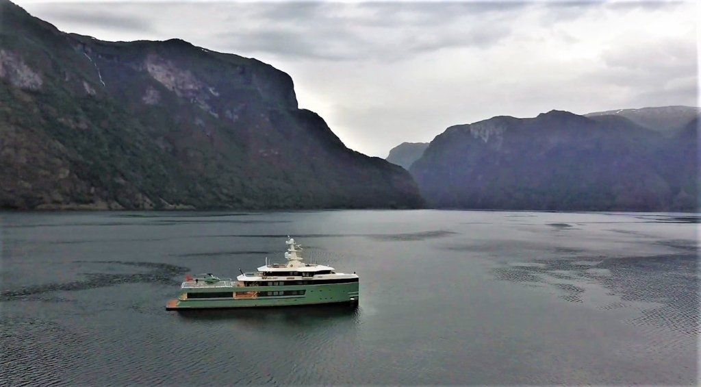 yacht Anawa - Damen Yachting - 2020 - Jorge Paulo Lemann