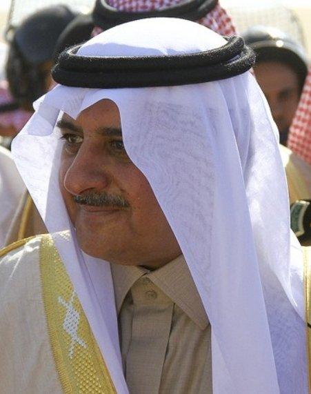 Prince Fahd bin Sultan