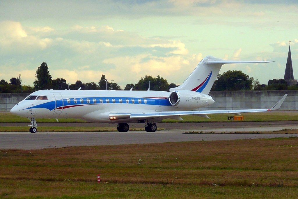 LX-NAD Global6000 Vasily Anisimov