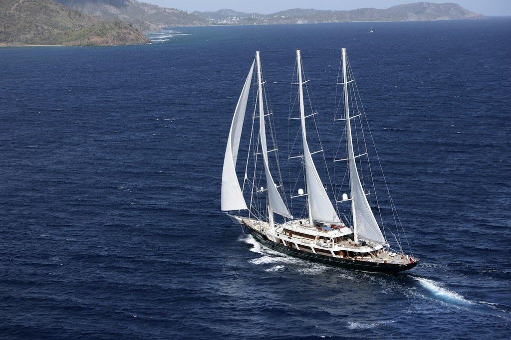 Sailing yacht EOS - Lurssen - Barry Diller
