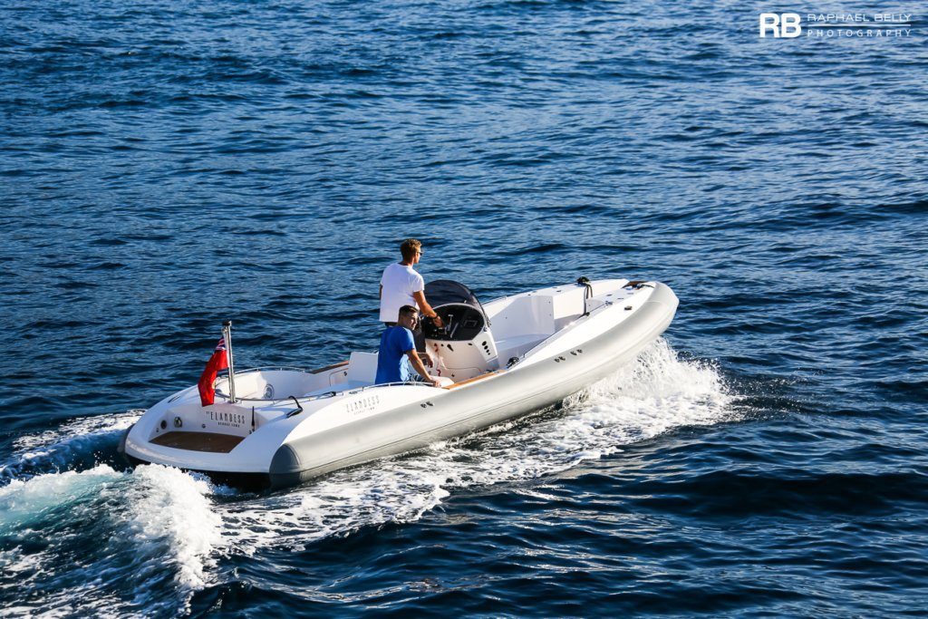 Tender To Elandess (DT Launch Beachlander) - 6,2m - Pascoe International
