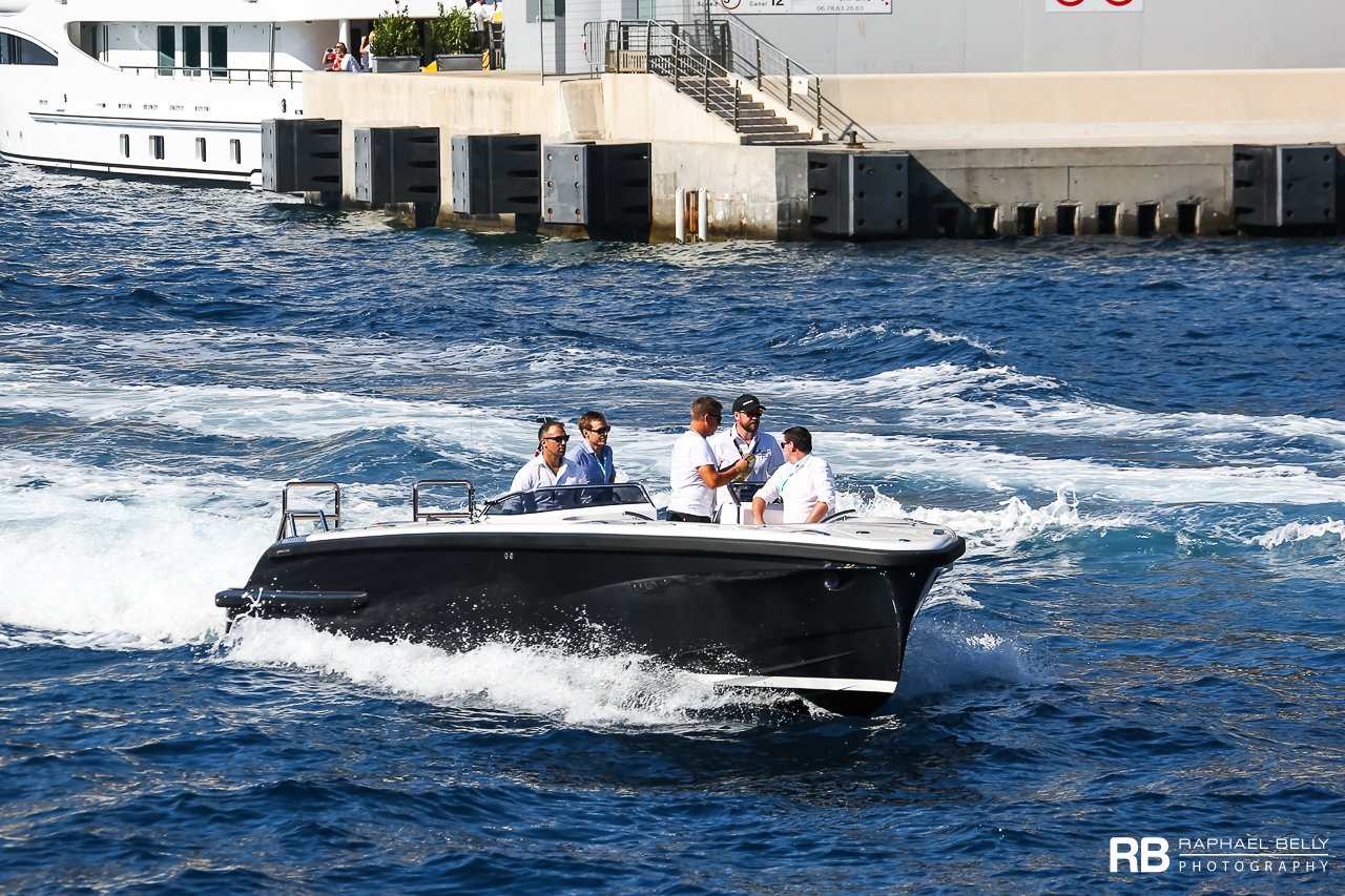 Luxury Yacht Tender To Elandess (Open Limousine) – 10m – Pascoe International